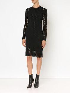 Alexander Wang Slit Detailed Dress - Fivestory - Farfetch.com