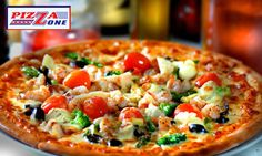 20% Discount on Unlimited Pizza, Combos & A La Crate Menu at Pizza Zone, Satadhar