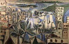La Baie de Cannes - Picasso