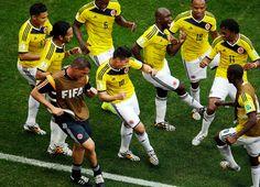 #Colombia #FIFA #futbol