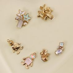 Find More Charms Information about 10pcs Owl flower people floating Enamel Charms Alloy Pendant fit for necklaces bracelets DIY Female Fashion Jewelry Accessories,High Quality pendant lampshade,China charming golden Suppliers, Cheap pendant wood from Playful beauty department store on Aliexpress.com