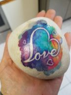 Inspirational DIY Painted Rock Ideas on A Budget (37)