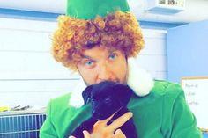Brett Eldredge Elf