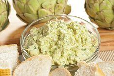 Tutto il sapore dei carciofi e la cremosità delle patate in una crema perfetta per delle bruschette o per accompagnare dei crostini
