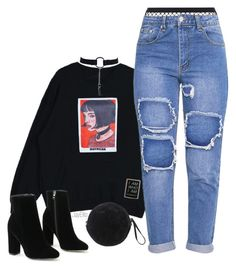 :) by justice-ellis on Polyvore featuring polyvore, fashion, style, Agent Provocateur and clothing