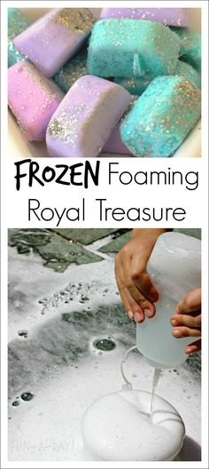 Frozen Fairy Tale Science for Preschoolers | Fun-A-Day!