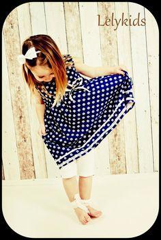 Dress Maritiem. Buy it @ www.lelykids.com