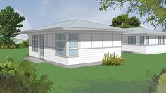 Micro House Plans with So Many Possibilities . Plan 1165 The Squirrel is a 600 SqFt Contemporary, Ranch, Vacation style home plan featuring ADU, Guest Suite, and Inlaw Suite by Alan Mascord Design Associates. View our entire house plan collection on Houseplans.co.