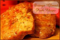 Orange Glazed Pork Chops  http://www.momspantrykitchen.com/orange-glazed-pork-chops.html