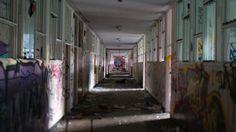 Abandoned High School, Sydney, Australia #Settings