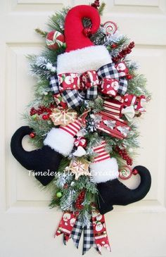 Gallery of Wreaths & Swags | Timeless Floral Boutique
