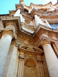 Noto Chiesa di San Carlo *