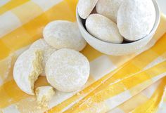 Do you remember Lemon Cooler Cookies? They used to sell them in the cookie aisle at the grocery...