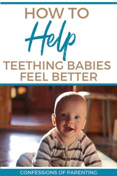 Teething Symptoms and Effective Remedies for Teething Babies. As a mom, there are so many things to be aware of. It is important to educate yourself about teething symptoms and remedies so you can be prepared to help your child. Baby Teething Remedies, Teething Symptoms, Teething Babies, Teen Depression, Baby Arrival, After Baby, Baby Health, Pregnant Mom, Everything Baby