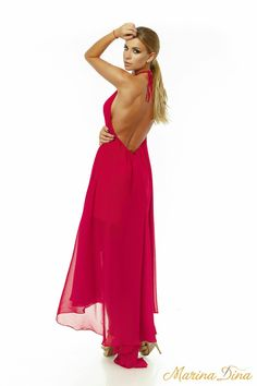 Atmosphere Fashion, Backless, Dresses, Women, Gowns, Women's, Dress, Day Dresses, Clothing