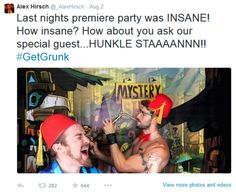 """zoey-chu: """" is alex hirsch even real """""""