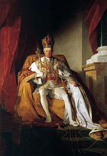 Francis II,padre de Maria Luisa, se enfrento a lo largo de cuatro guerras a Napoleon.Salio vencedor de la primera guerra mundial imponiendo sus idess ultraconservadoras.Le sucedio su hijo que por incapacidad mental abdico en su sobrino, Frsncisco Jose.