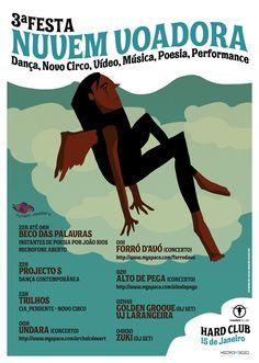 Nuvem Voadora Festival