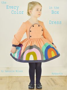 every color in the box dress