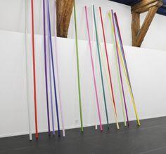 Bâtons by Seulgi Lee #art #modern art #stripes
