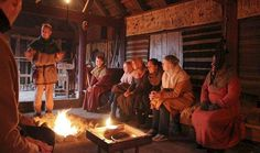 Danmarks Indsamling: Se hvad de betalte for et vikingekursus