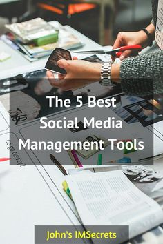 Check out the 5 best social media management tools out there.