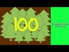 Lied: Honderd bomen, uit de kerstmusical: De kleine kerstboom