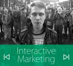 8 Brilliant Interactive Marketing Campaigns