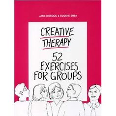 creative therapy - exercises for groups