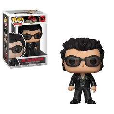 Vinyl FigureWelcome to Jurassic Park! Based on the iconic 1993 film Jurassic Park, bring home a souvenir (or two) of your favorite dino theme park. This Jurassic Park Dr. Funko Pop Figures, Vinyl Figures, Action Figures, Anime Figures, Freddy Krueger, Blade Runner, Paw Patrol, The Walking Dead, Legos