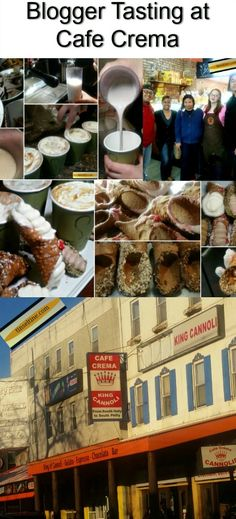 Added to T&T's Food Events & Dining Experiences - http://cafecremaphilly.com