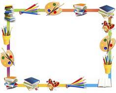 El Rincón de Inesita: Marcos escolares