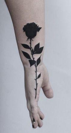 Classy Tattoos, Dope Tattoos, Unique Tattoos, Beautiful Tattoos, Body Art Tattoos, Hand Tattoos, Tatoos, Cool Simple Tattoos, Rose Tattoos For Women