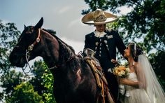 horse´s by Esteban Sosa on 500px charro wedding photo - boda charra