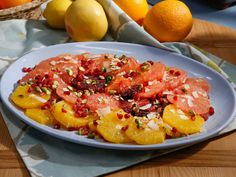 Pass the Winter Fruit Salad : Food Network - FoodNetwork.com