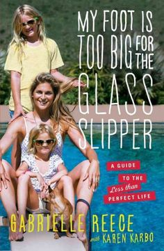 Gabrielle Reece - If you have not picked up this book you NEED to!  You won't put it down.  This chick knows the deal.