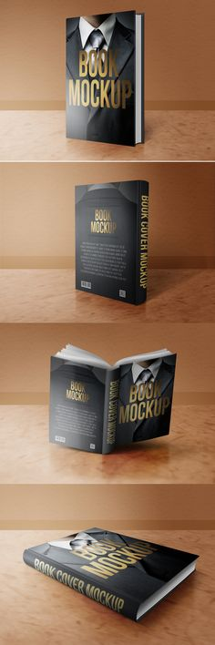 Free to download Book Mockup