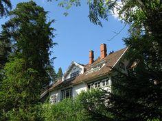 The house of Sibelius in Järvenpää. by areadriada