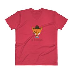Looking fresh in my shop: Sneaky Fox V-Neck... Check it out! http://mattyfieldy.com/products/sneaky-fox-v-neck-t-shirt?utm_campaign=social_autopilot&utm_source=pin&utm_medium=pin