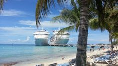 A cruise stop in Grand Turk is a great day to kick back and relax. There are never more than 2 cruise ships in port on any given day and there are Cruise Travel, Cruise Vacation, Dream Vacations, Vacation Trips, Vacation Spots, Caribbean Vacations, Caribbean Cruise, Places To Travel, Places To Go