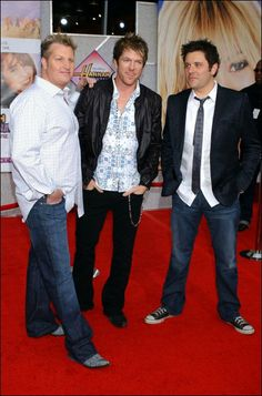 Rascal Flatts - I had a job a few years ago where I had the chance to meet them. They were so down to earth and polite. They took the time to talk to as many of their fans as they could. Very sweet guys.
