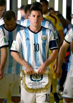 Lionel Messi - go Argentina! Football Icon, God Of Football, Best Football Players, Good Soccer Players, Football Is Life, National Football Teams, Football Gif, Messi Argentina, Argentina Soccer Team