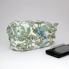 cosmetic case pencil case  make up pouch by MartisanneHandmade, £10.50 #MentionMonday