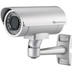 "Everfocus 1/3"" 520TVL 2.9-10mm 30M Infra Red External Bullet Camera Dual Voltage  Price: £199.95"