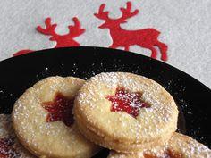 ciasteczka na Boże Narodzenie Cake Cookies, Sugar Cookies, Polish Recipes, Polish Food, Christmas Goodies, Christmas Cakes, Cannoli, Cheesecake, Muffin