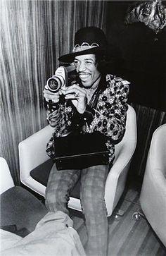 Jimi Hendrix #Tribut
