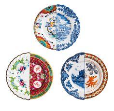 dinner plate hybrid dinnerware porcelain china western eastern fruit plate