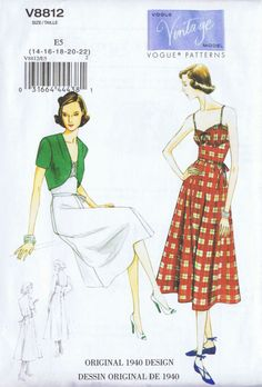 New in Collectibles, Sewing (1930-Now), Patterns