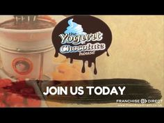 The Yogurt and Chocolate House Franchise Video