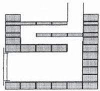 El concepto principal del éxito de las estufas de tipo Ruso  se debe a que aprovechan al máximo los vapores o humo... Rocket Stoves, Ideas Para, Floor Plans, Log Projects, Wood Stoves, Cottage, House Staircase, How To Build